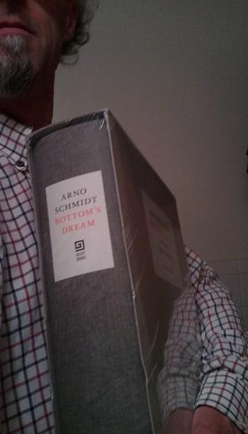 Bottom's Dream: Arno Schmidt - the book !