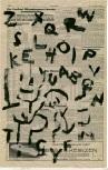 Alphabet I - Paul Klee