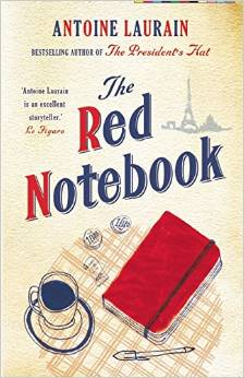 The Red Notebook - US edition